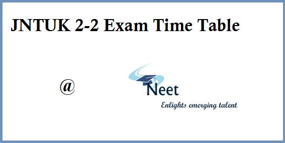 jntuk-2-2-sem-exam-time-table-2020