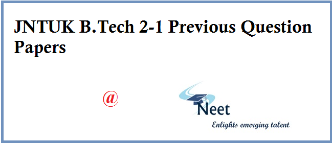 jntuk-btech-2-1-previous-papers