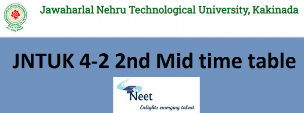 jntuk-4-2-2nd-mid-examinations-time-table-for-b-tech-b-pharmacy
