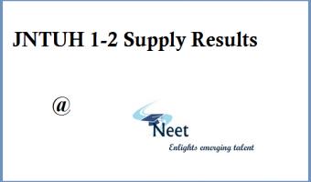 jntuh-1-2-supply-exam-results