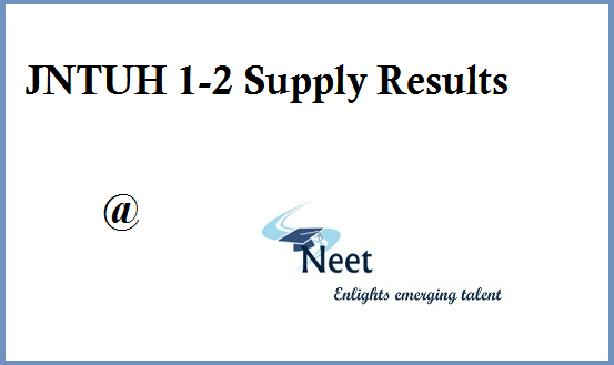 jntuh-1-2-supply-exam-results