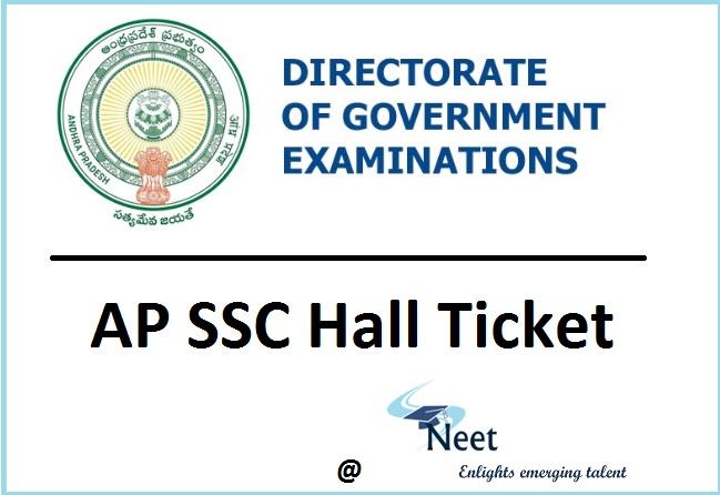ap-10th-class-ssc-hall-ticket-2020