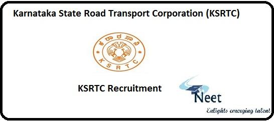 KSRTC-Recruitment