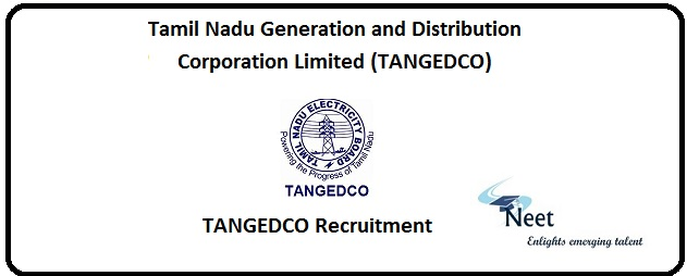 TANGEDCO Recruitment