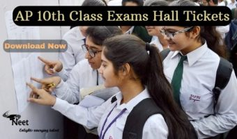 AP 10th Class Hall Ticket 2021 June Download