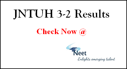 jntuh-3-2-results