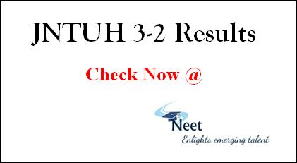 jntuh-3-2-results