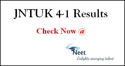 jntuk-4-1-results