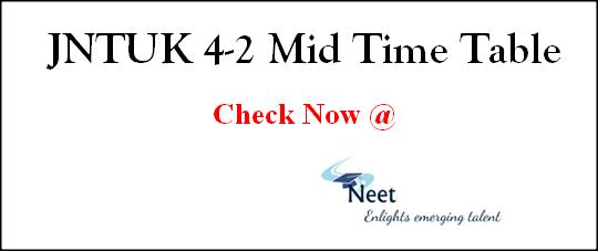 jntuk-4-2-1st-mid-time-table