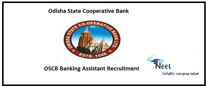 OSCB Banking Assistant Recruitment