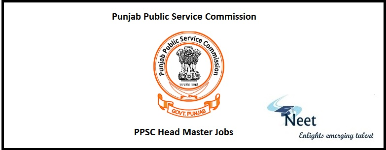 PPSC Head Master Jobs 2020