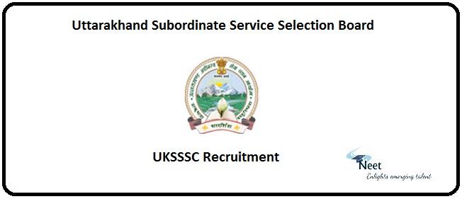 UKSSSC-LT-assistant-teacher-Recruitment-2020