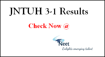 jntuh-3-1-results