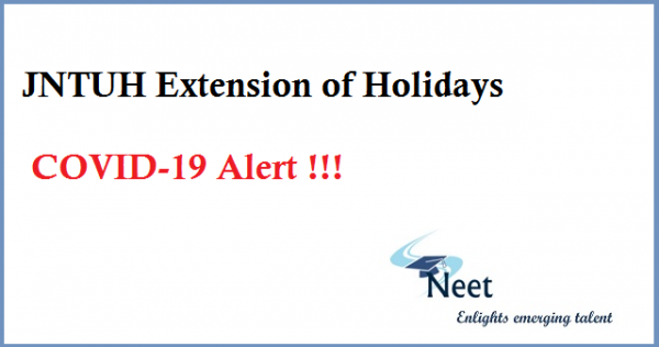 JNTUH-holidays-extended-due-to-corona