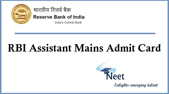 rbi-assistant-mains-admit-card-2020