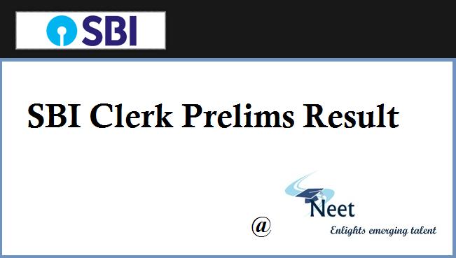 sbi-jr-assitant-prelims-result-2020