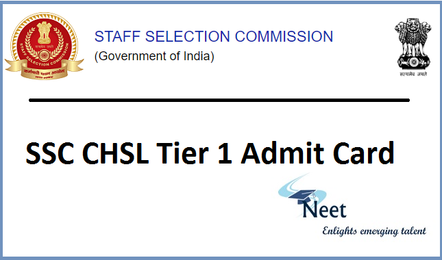 ssc-chsl-admit-card-2020