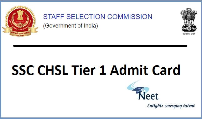 ssc-chsl-admit-card-2020
