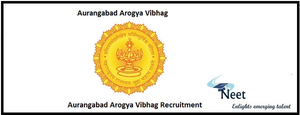 Aurangabad Arogya Vibhag Recruitment