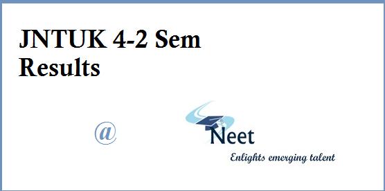 JNTUK-B-tech-Bpharmacy-4-2-SEM-Results