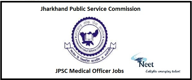JPSC Medical Officer Jobs