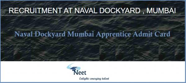 Naval-Dockyard-Mumbai-Apprentice-Admit-card-2020