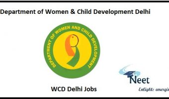 WCD Delhi Jobs