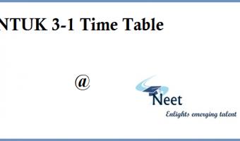 jntuk-3-1-time-table-2020