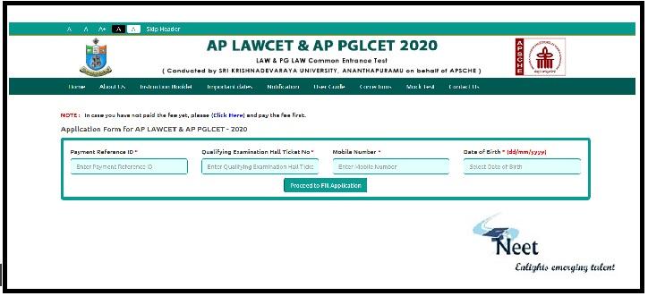 APLAWCET 2020