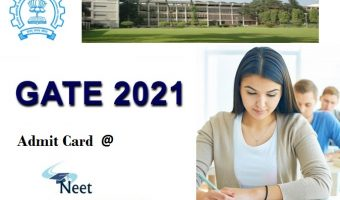 GATE-2021-Exam-Admit-card