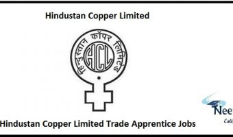 Hindustan Copper Limited Trade Apprentice Jobs