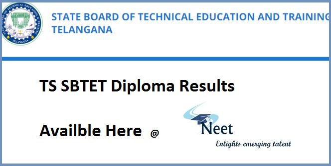 TS-SBTET-Diploma-result-2020