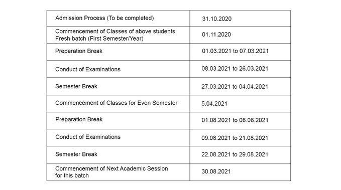 UGC-academic-calendar-2020-21