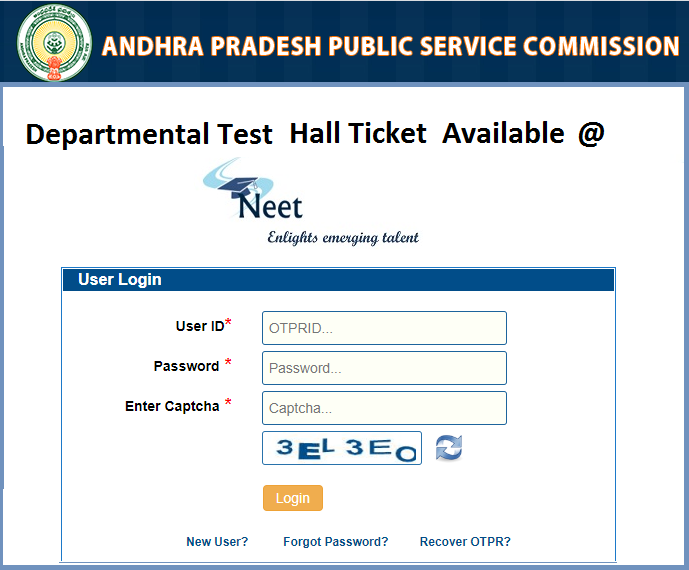 APPSC-Departmental-test-hall-ticket-2020