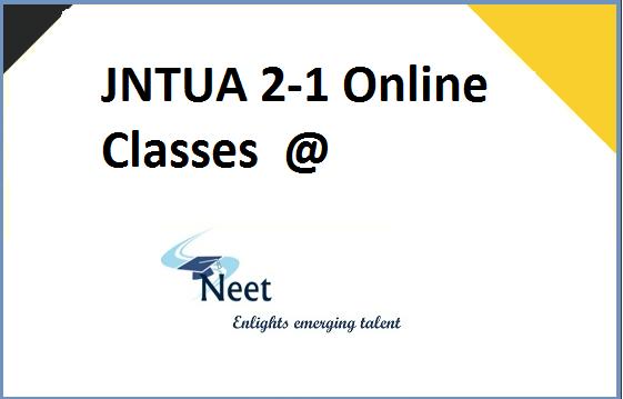 JNTUA-2-1-online-class-academic-calendar-2020