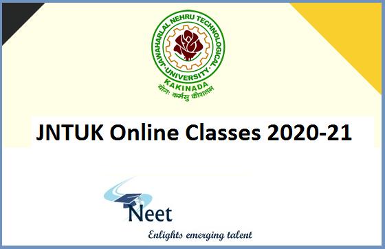 JNTUK-ONLINE-Classes-2020-21