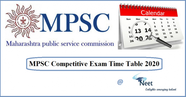 mpsc-time-table-2020