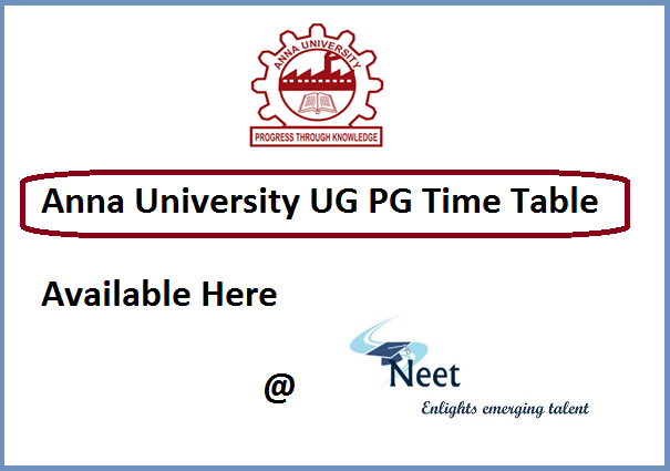 Anna-University-Time-Table-2020