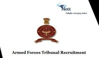 AFT Recruitment 2020