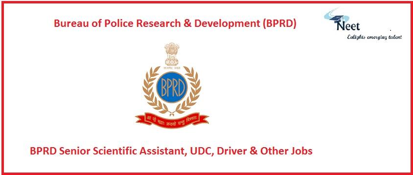 BPRD Jobs 2020
