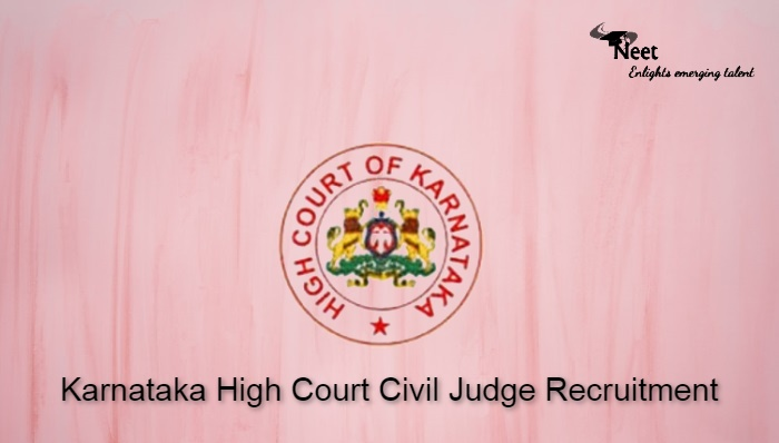 Karnataka High Court Recruitment 2021