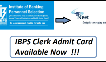 IBPS-Clerk-Admit-Card-Download-2020
