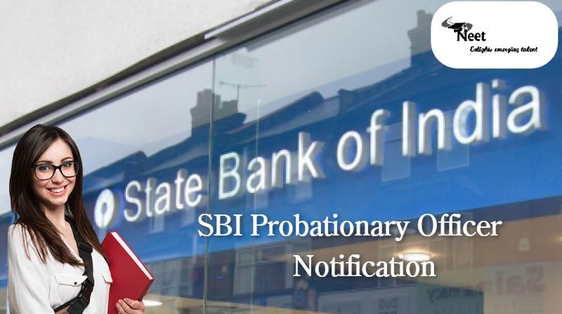 SBI PO Notification