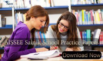 AISSEE-Sainik-School-Practice-Papers-2021