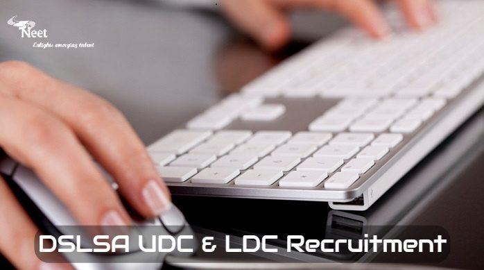 DSLSA Recruitment 2021