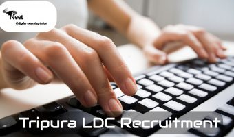 Tripura LDC Recruitment 2021