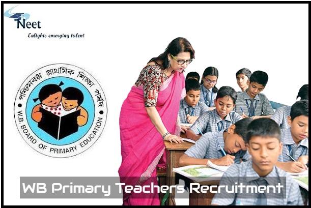 WB Primary Teachers Recruitment 2021