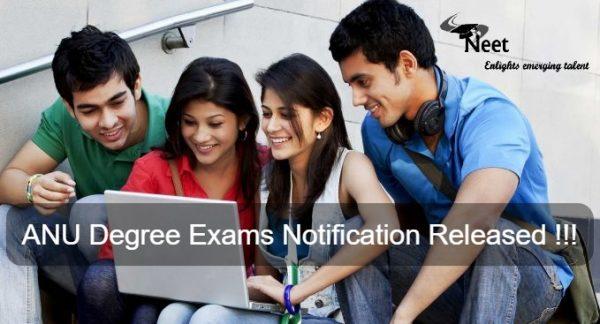 ANU-Degree-Exam-Notification-2021