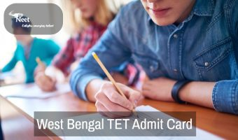 WB TET Admit Card 2021