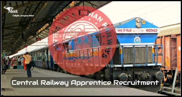 Central Railway Apprentice Recruitment 2021